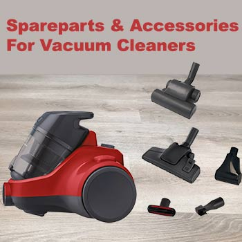 Spares for vacuum cleaners